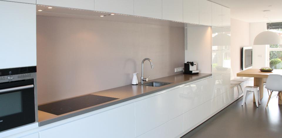De witte draad tanya van leeuwen interieurarchitectuur - Deco keuken ontwerp ...